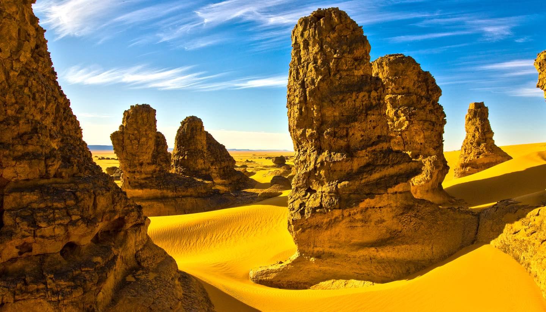 Algeria - Sahara Desert, Algeria