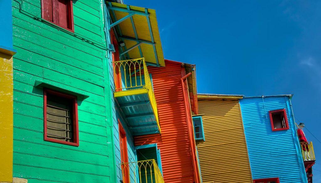 Buenos Aires - Caminito, Buenos Aires, Argentina