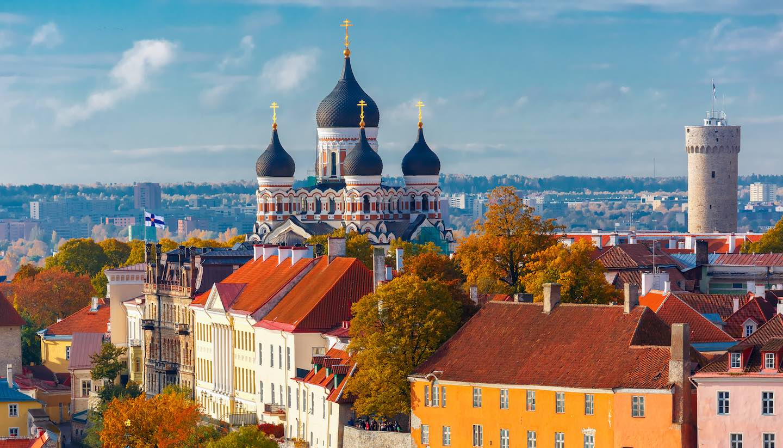 Estonia - Tallinn, Estonia
