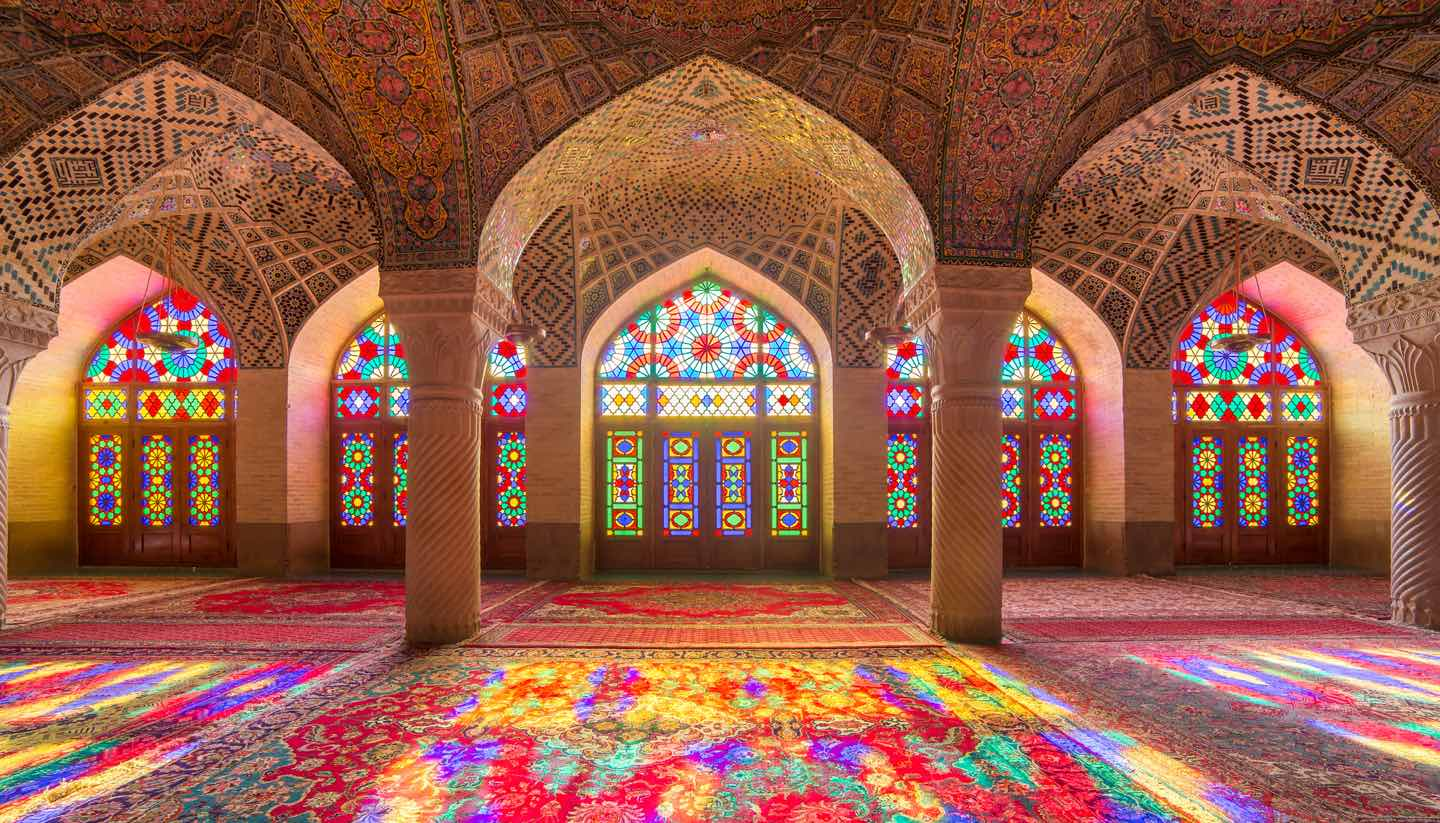 Iran travel guide and travel information world travel guide for Best art galleries in the world