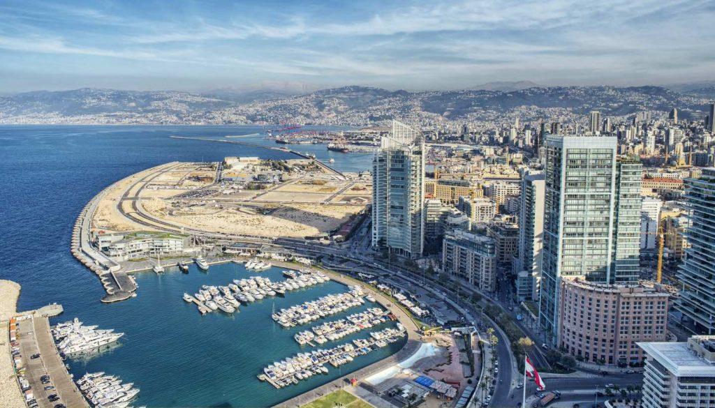 Lebanon - Beirut's Skyline