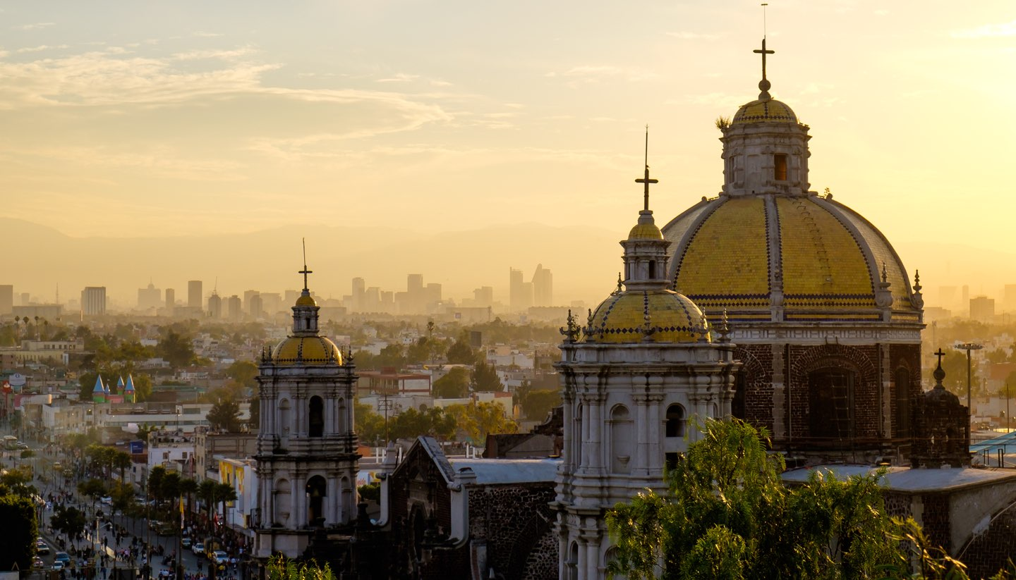 Mexico City Tours From Airport