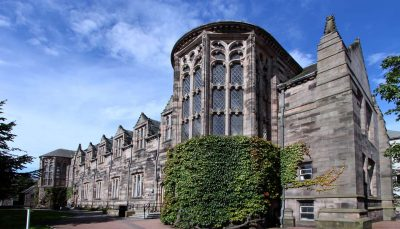 Aberdeen University, Scotland