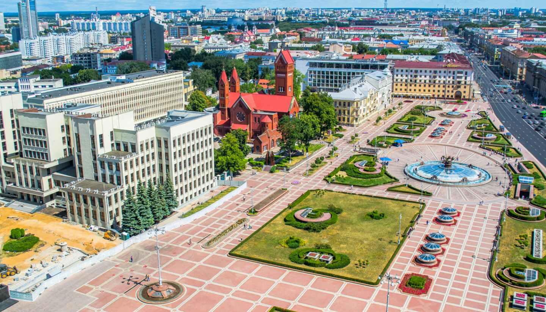 Belarus - Minsk, Belarus