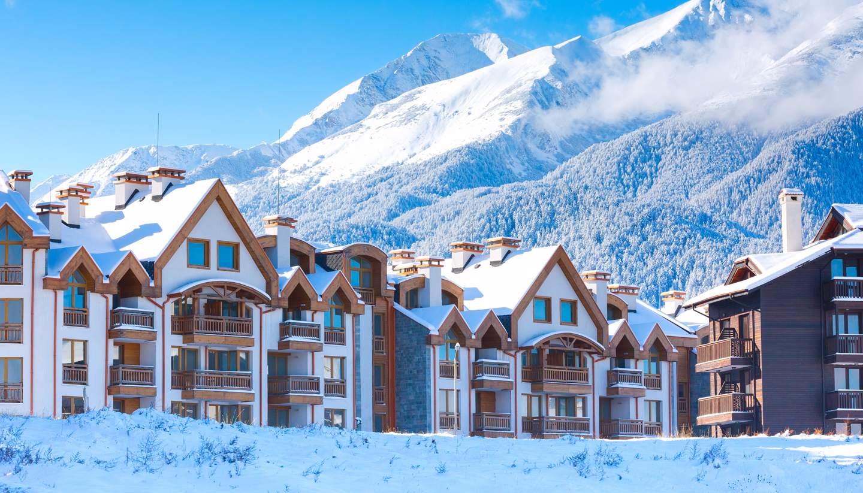 Bansko - Bansko Ski Resort, Bulgaria