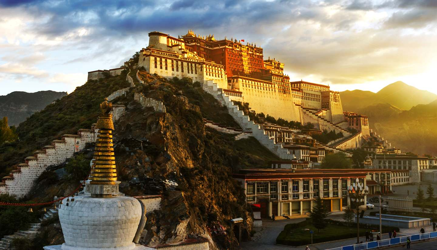 All about Tibet