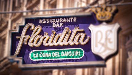 Head to El Floridita for frozen daiquiris