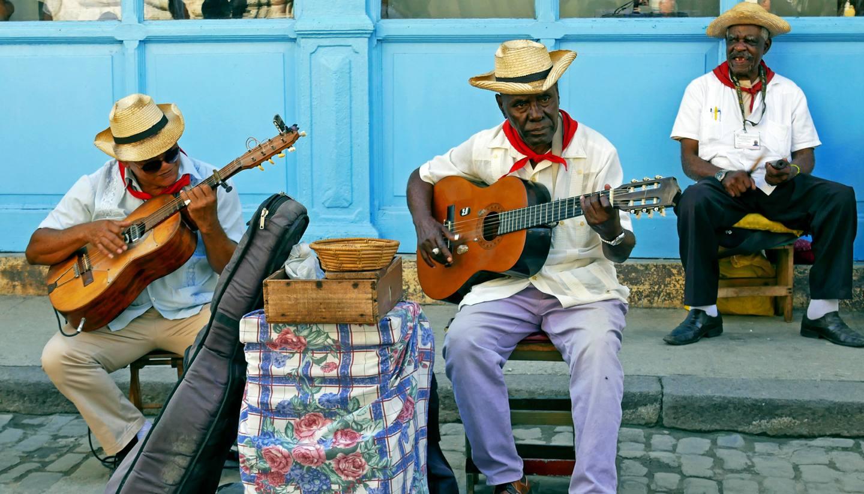 Cuba - Musicians in Havana, Cuba