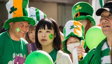 shu-EDITORIAL-Asia-Japan-St Patricks Day-168471212-Aduldej-430x246