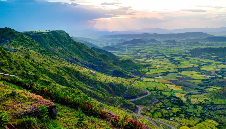 Ethiopia - Simien Mountains, Ethiopia