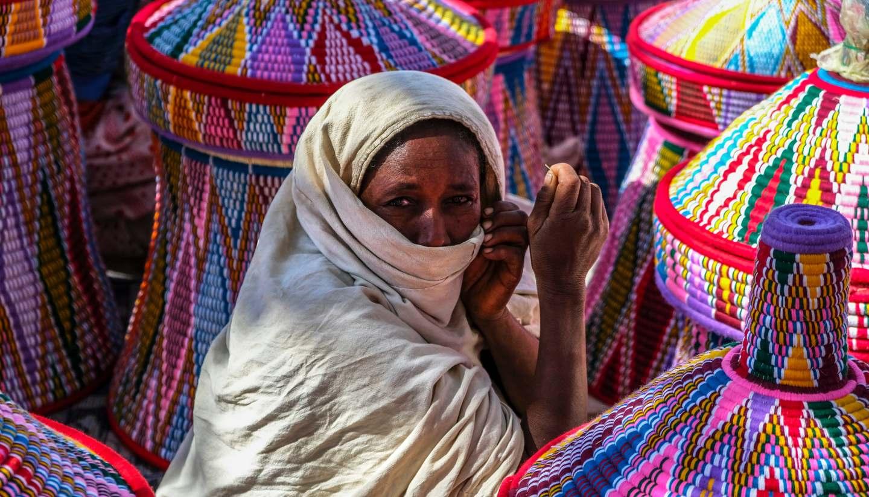 Ethiopia - Ethiopian woman