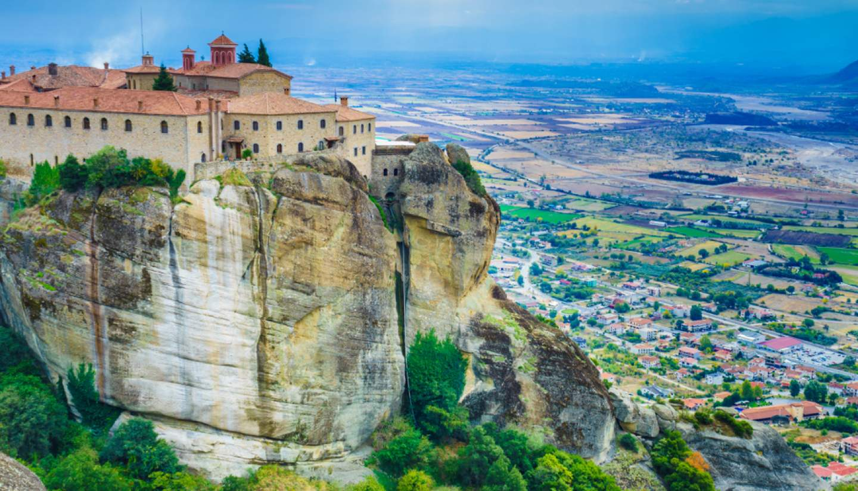 Greece - Meteora, Greece