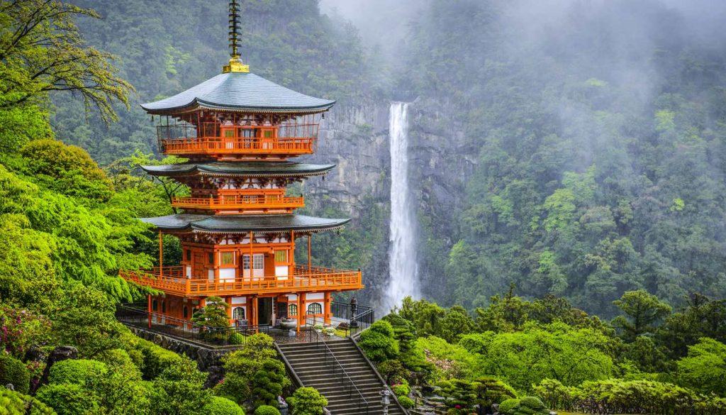 Japan - Seiganto, Nachisan