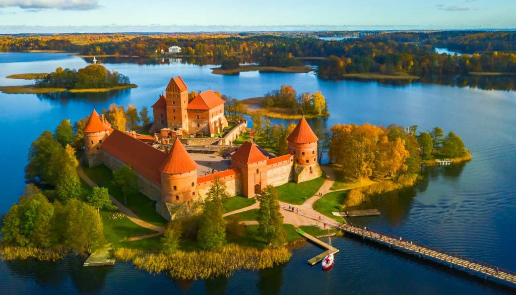 Lithuania - Trakai Castle, Lithuania