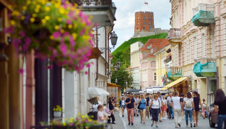 Vilnius - Old Town, Vilnius, Lithuania