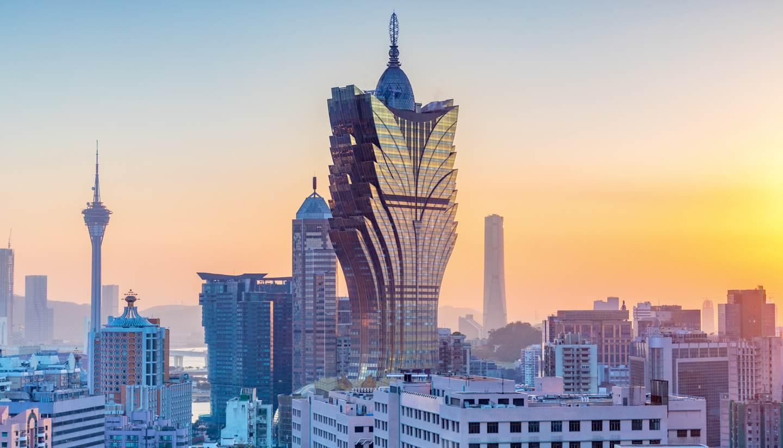 Macau city - Macau