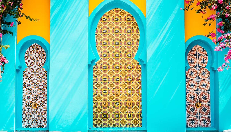 Morocco - Moroccan architecture
