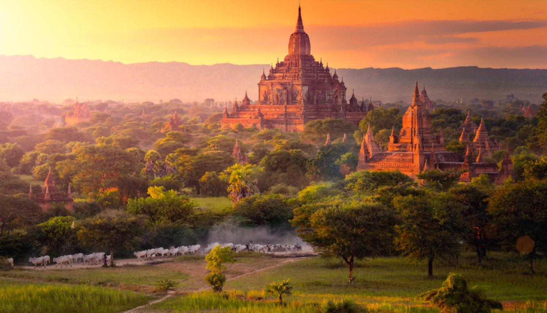 Home - Bagan, Myanmar