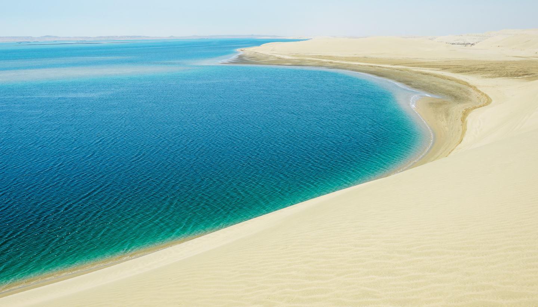 Qatar - Khor Al Adaid, Qatar