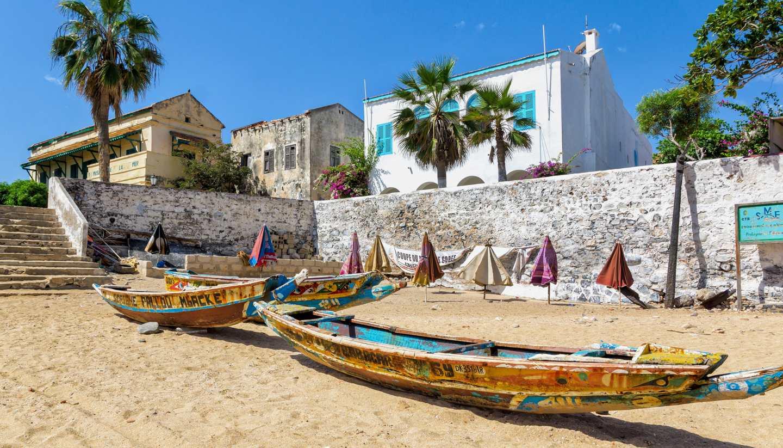 Senegal - Goree Island, Senegal