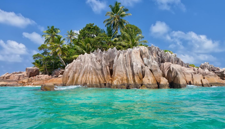 Seychelles - St Pierre, Seychelles