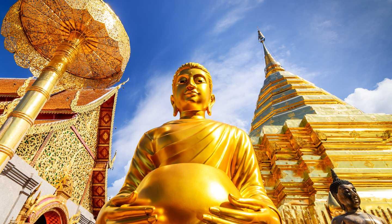 Chiang Mai - Wat Phra That Doi Suthep, Chiang Mai, Thailand