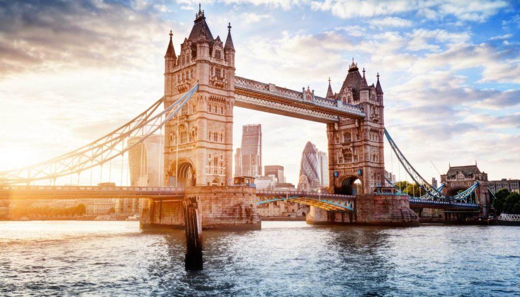 London - Tower Bridge, London, England, United Kingdom