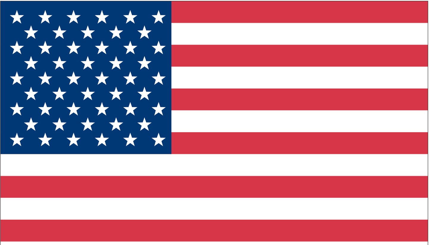 United States of America - US Flag