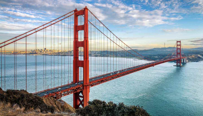 Country Guides - Golden Gate Bridge, San Francisco