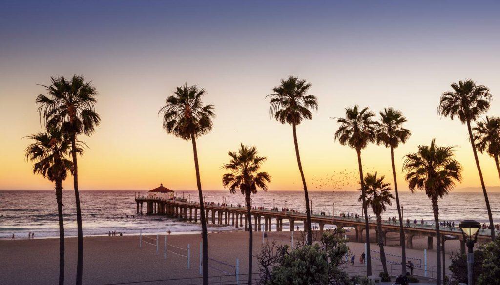 California - Manhattan Beach, Los Angeles, California