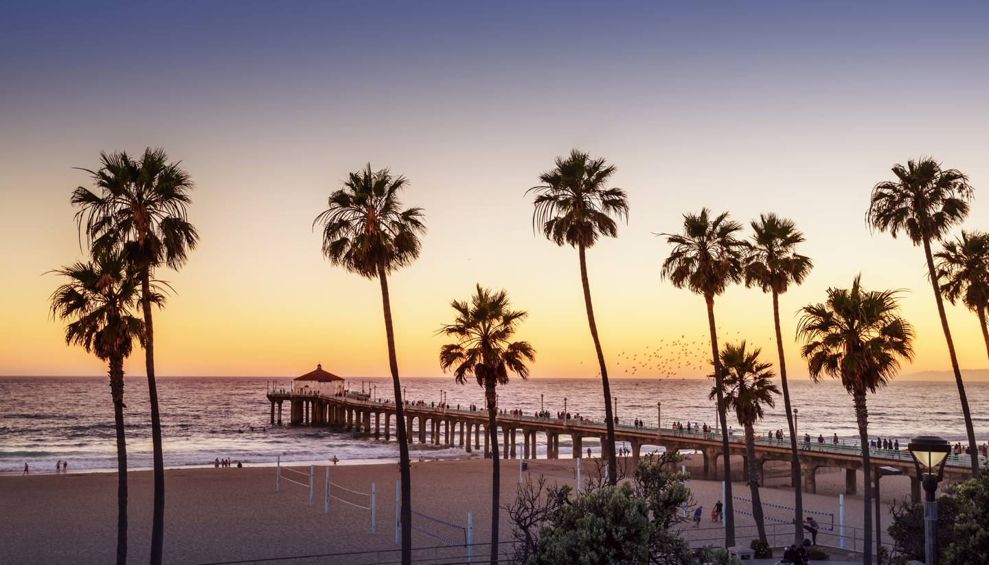 Manhattan Beach Wallpaper: California Travel Guide And Travel Information