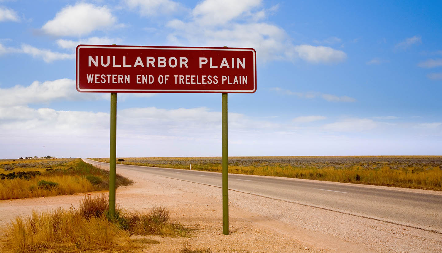 South Australia - Nullarbor Plain, South Australia