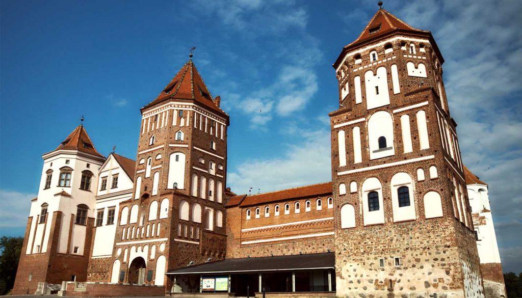 Belarus - Medieval Castle, Belarus