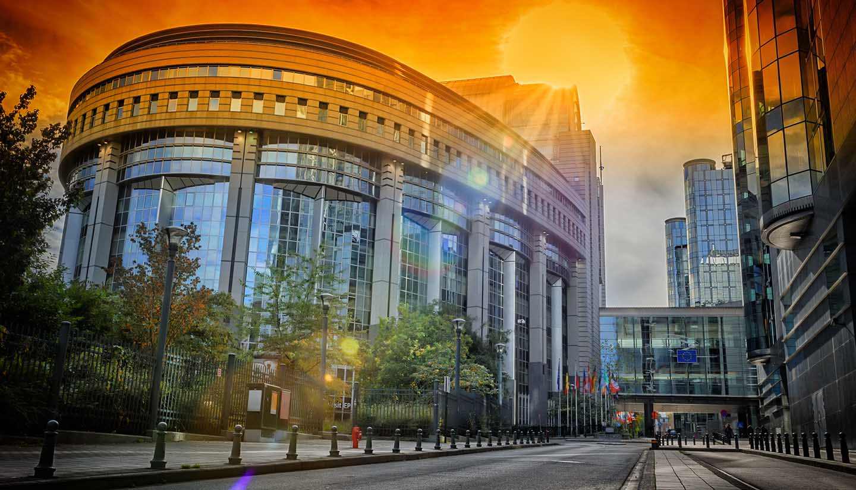 Brussels - Brussels EU Parliament, Belgium