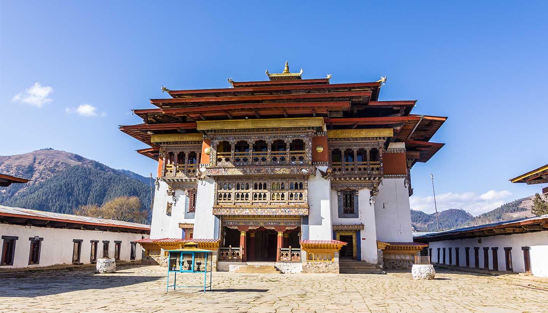 Bhutan - Gangtey, Bhutan
