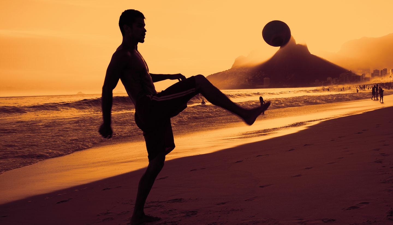 Rio de Janeiro - Rio Beach, Brazil