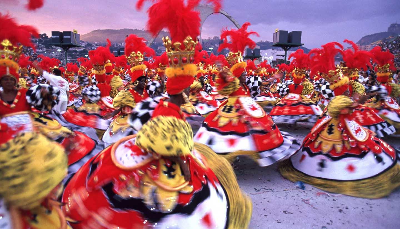 Rio de Janeiro - Rio Carnival, Brazil