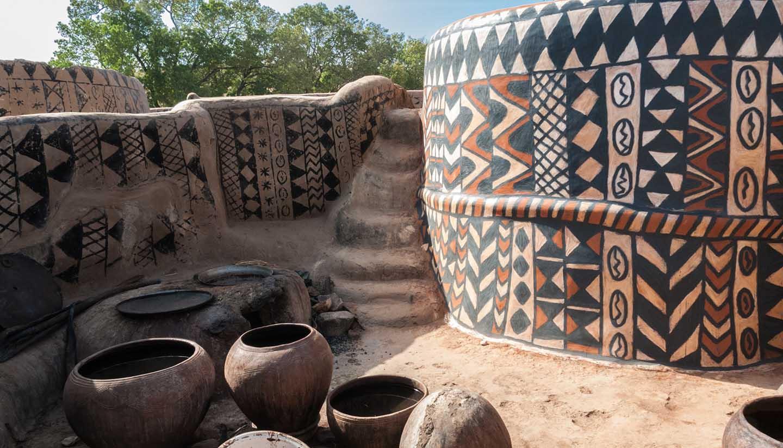 Burkina Faso - Tiebele, Burkina Faso