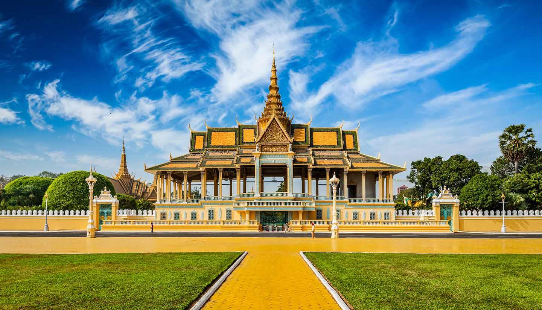 Phnom Penh - PhnomPenh, Cambodia
