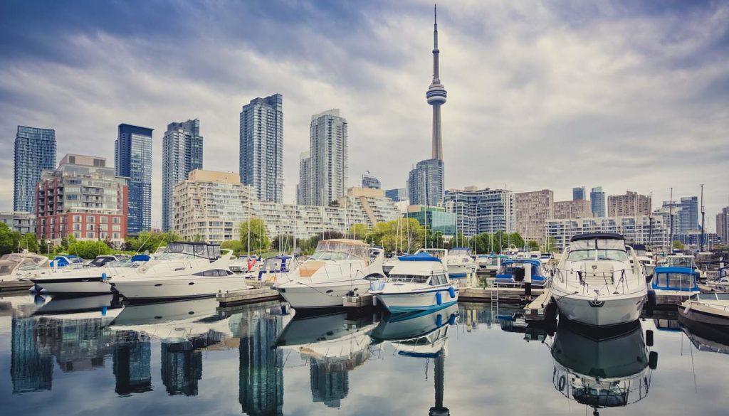Toronto - Toronto Marina, Canada