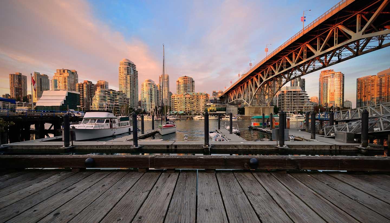 Vancouver - False Creek Vancouver, Canada