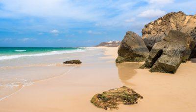 Verandinha beach, Cape Verde