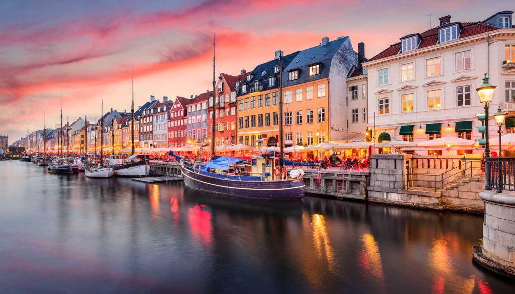 Copenhagen - Nyhavn Canal Copenhagen, Denmark