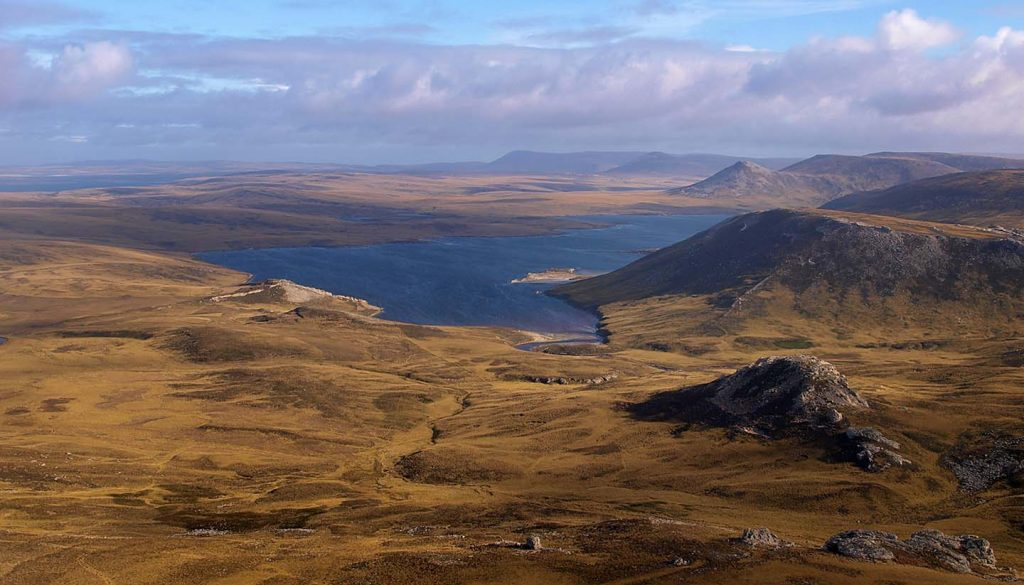 Falkland Islands - West Falkland Island