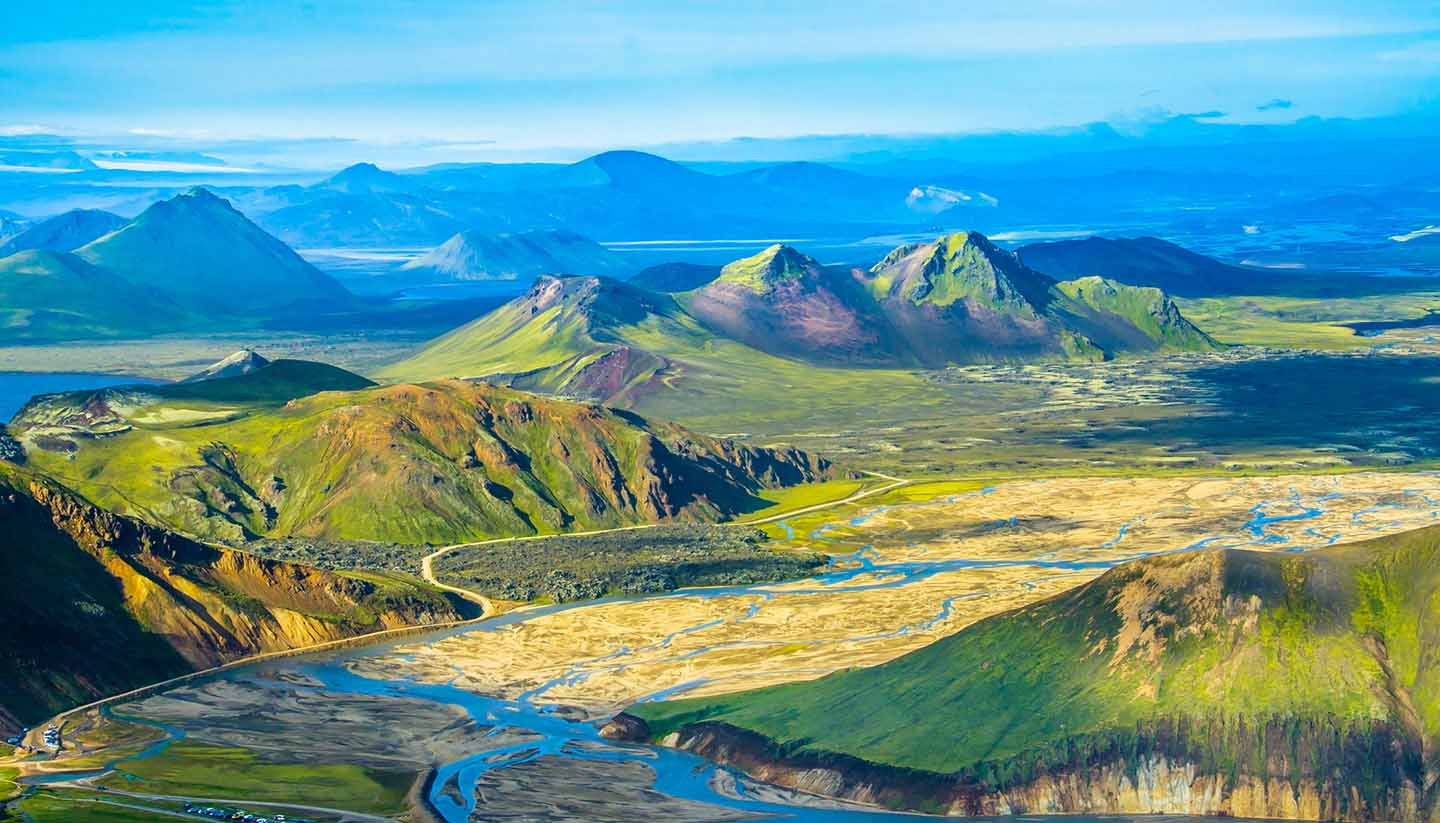 Iceland Travel Guide and Travel Information