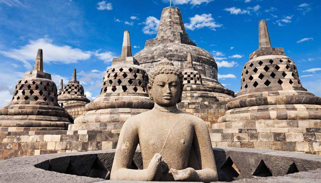 Indonesia - Borobudur Temple, Indonesia