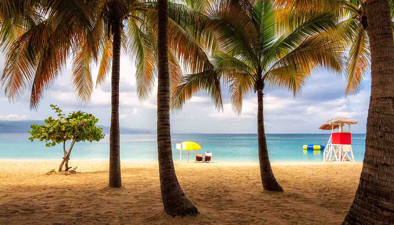 Jamaica - Beach in Jamaica