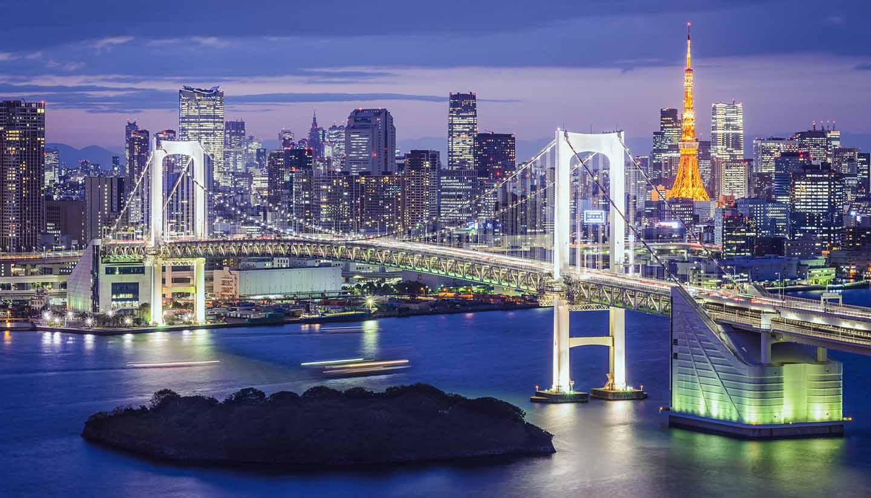 Tokyo - Tokyo Bay, Japan