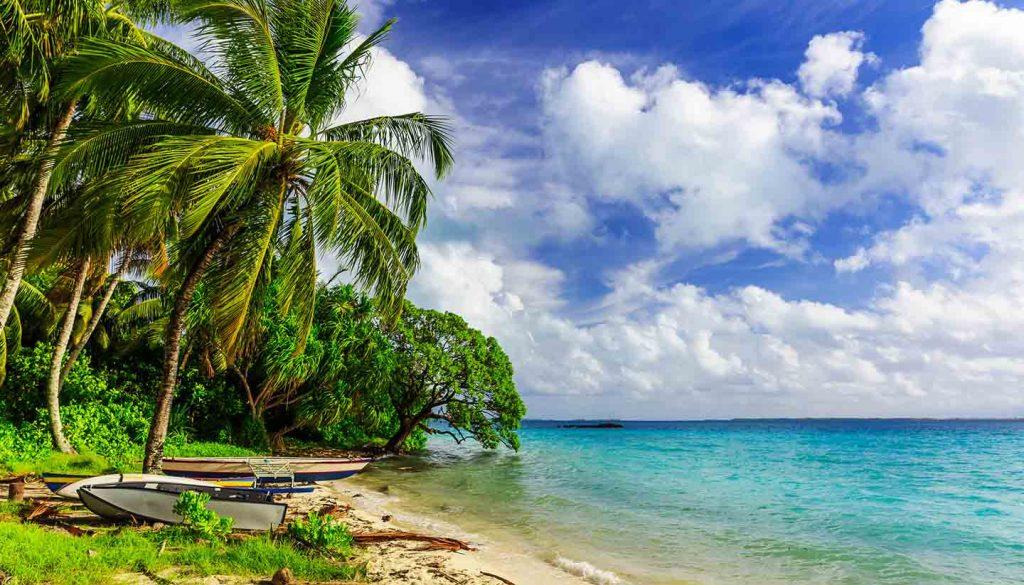 Kiribati - Fanning Island, Republic of Kiribati
