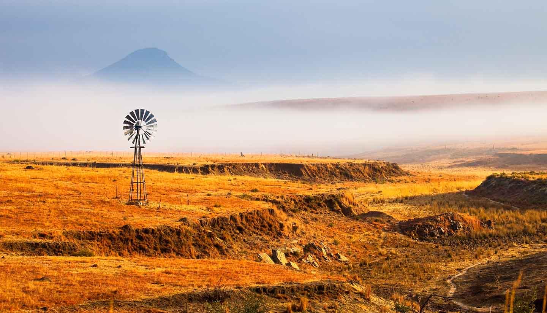 Lesotho - Golden Gate Highlands National Park, Lesotho